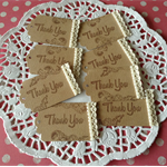 "8 x ""Thank You"" gift tags"
