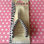 Bead Smith Zebra Round Nose Plier