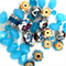 Mixed bead pack- Turquoise