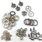 Steampunk Findings Pack - Silver Plated