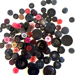100+ Buttons - Dark Colours