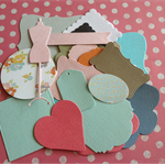 22 pieces Assorted Die Cuts