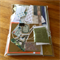 Card Making Pack- Gold and Green