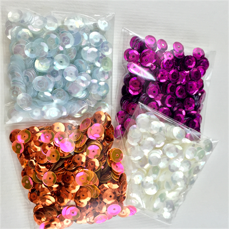 Sequins - 4 packets