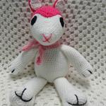 Amigurumi Pattern PDF, Wolf Children Doll, Anime, Crochet Pattern