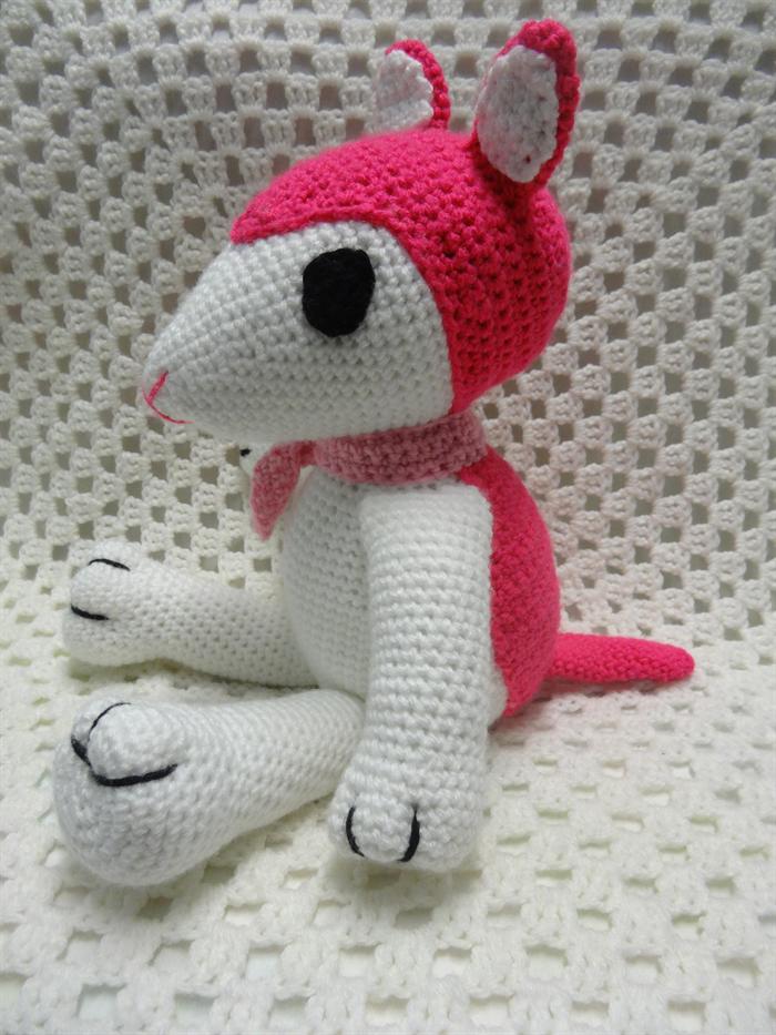 Amigurumi Pattern Pdf Wolf Children Doll Anime Crochet Pattern