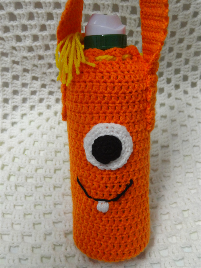 Crochet pattern pdf drink bottle holder monsters my crochet crochet pattern pdf drink bottle holder monsters dt1010fo