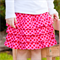 Ruffle Skirt Pattern. PDF Sewing Pattern and Tutorial for Lexi Ruffle Skirt, DIY