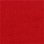 1 x Metre Anti Pill Polar Fleece Red, 150cm wide