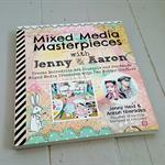 Mixed Media Masterpieces Book