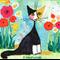 3 Paper Napkins for Decoupage / Tea Parties / Weddings - My Garden