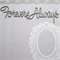 Forever & Always Engagement and Wedding Laser Cut Embellishment DIY Cake Topper