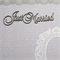 Just Married Wedding Scrapbook Album Accent Elegant Laser Cut Scrapbooking Words