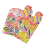 FULL PACK -  Paper Napkins for Decoupage / Tea Parties / Weddings - Flamingos