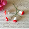 4 x Miniature Mushrooms Fairy Garden Accessory