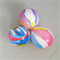10 Marbled Party Balloons