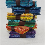 Batik Fat Quarters - Packs of 5