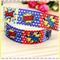 "Superhero Slogans Grosgrain Ribbon - Hair Bow Supplies Ribbon 7/8"" 22mm FreePost"