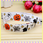 Halloween FOE- 5/8 inch 16mm - Foldover Elastic for Hair Ties Headbands Laces