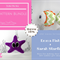 Stuffed Animals, e-Pattern, Starfish and Fish, Baby Toys