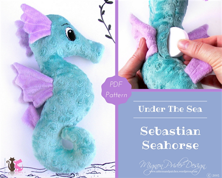 Baby Toddler Rattle Soft Toy Sewing Pattern, Baby Shower Gift, Stuffed Animals,