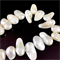 50cm strand of baroque pearls