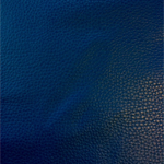 Navy Blue Leatherette Sheet - A4 Size Navy Blue Faux Leather Fabric
