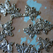 LAST ONES 12 Butterfly Charms ~ Pendants ~ Scrapbooking ~ Cardmaking ~ Craft