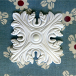 Flexible, Furniture Applique..Sabrina