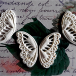 Resin Appliques... Butterfly Wings