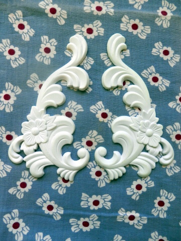 Flexible, Furniture Applique...Emma
