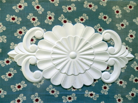Large, Flexible Applique for Furniture..Cecilia