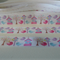Ribbon Grosgrain Bird & Houses