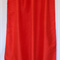Pure Thai silk - handwoven handmade RED - home decor, craft, formal wear