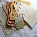 VINTAGE SCRAPBOOK PAPER