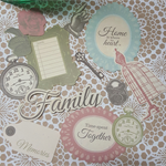 Family Die Cuts