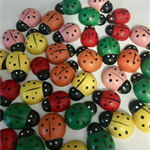 Lady bugs wooden (40)