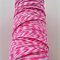 Pink Bakers Twine - 4 ply - 100% Cotton