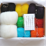 Beginner Needle Felting Kit