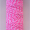 Bright Pink Bakers Twine - 4 ply - 100% Cotton