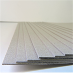 A4 Backing Board - 700gsm - chipboard boxboard cardboard recycled