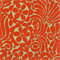 3 Paper Napkins for Decoupage / Parties / Weddings - Orange