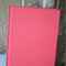 A6 Notebook 192 pages Pink Cloth Cover ~ Brand new blank notebook