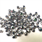 80 x silver crystal beads- 6-8mm diameter
