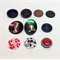 LARGE BUTTON LOT, Vintage buttons, Craft destash