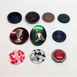 LARGE BUTTON LOT, Vintage buttons, Craft destash