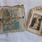 TWO (2) SETS ( 4 Pieces) JOURNAL EMBELLISHMENTS ETC.