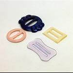 VINTAGE BUCKLES LOT, Plastic, Belt Buckles