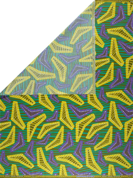 Voilà for you. By Vlisco - 63580