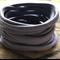 10 Lilac Super Soft Thin Wholesale Nylon Elastic  Baby Headbands